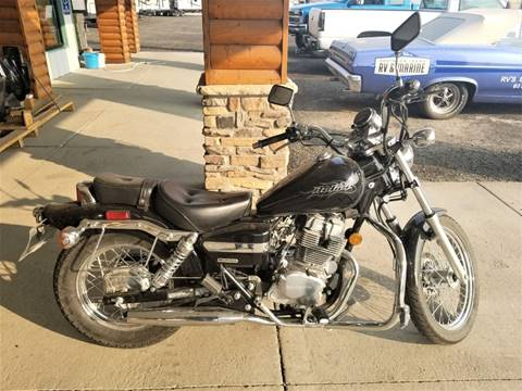 Captivating 2007 Honda Rebel For Sale In Jerome, ID