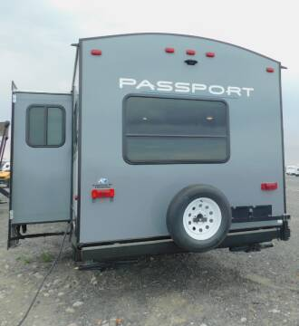2021 KEYSTONE PASSPORT 2521RL