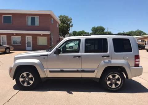 2008 Jeep Liberty for sale in Seward, NE