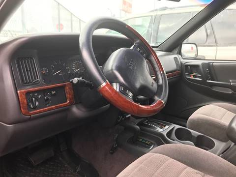 1999 Jeep Grand Cherokee for sale in Detroit, MI