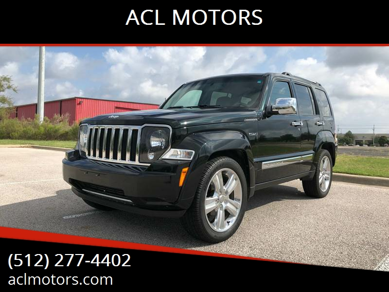 2012 Jeep Liberty For Sale At ACL MOTORS In Austin TX
