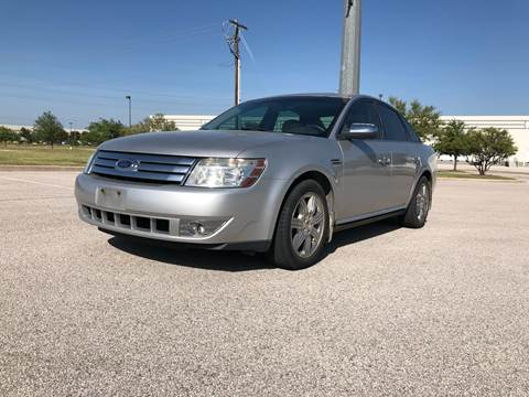 2009 Ford Taurus for sale at ACL MOTORS in Austin TX