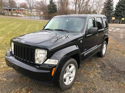 2009 Jeep Liberty for sale in Waterford, MI