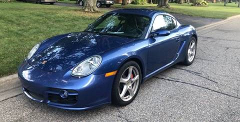 2007 Porsche Cayman for sale in Waterford, MI