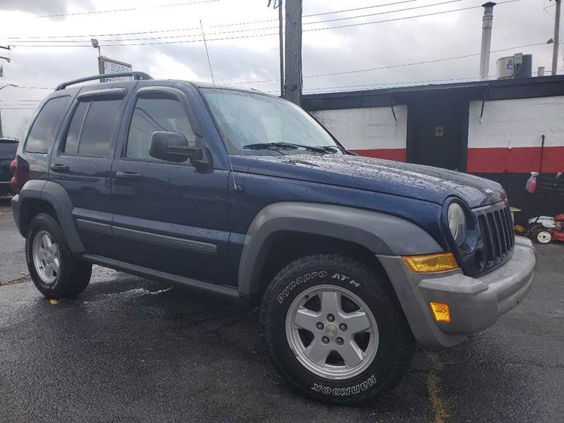 2005 Jeep Liberty for sale in Waterford, MI