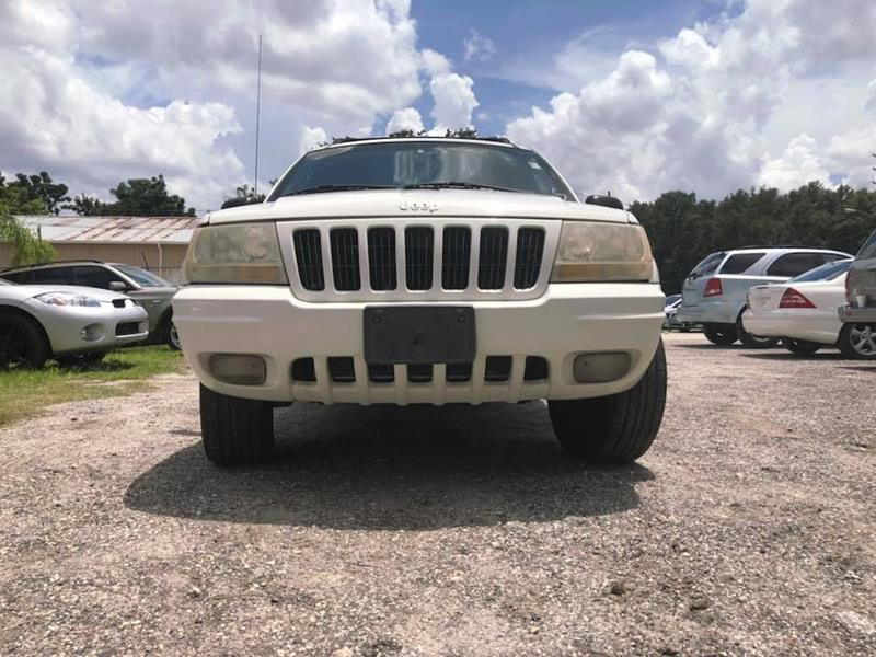 2000 Jeep Grand Cherokee For Sale At American Autos In Fruitland Park FL