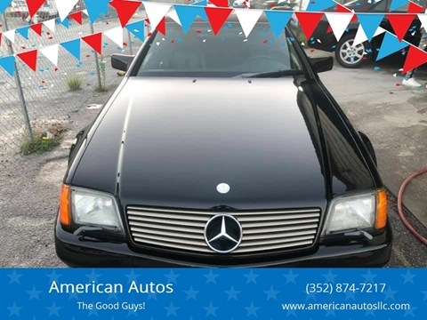 1990 Mercedes-Benz 300-Class for sale in Fruitland Park, FL
