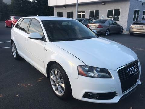 2012 Audi A3 for sale in Charlotte, NC
