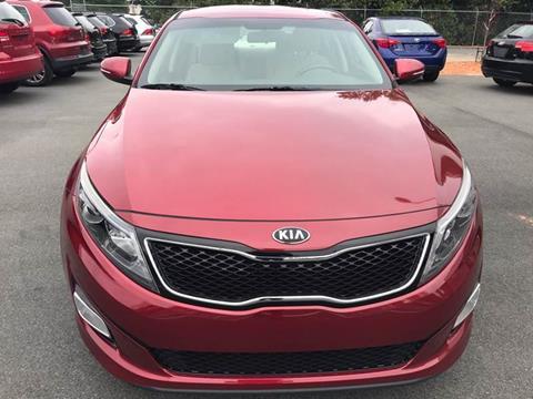 2015 Kia Optima for sale in Charlotte, NC