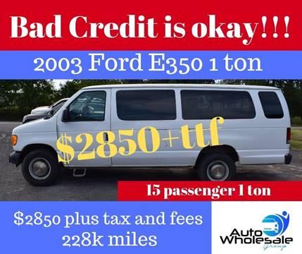 2003 Ford E-Series Wagon for sale in Lebanon, TN