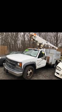2003 Chevrolet C/K 3500 Series for sale in North Franklin, CT
