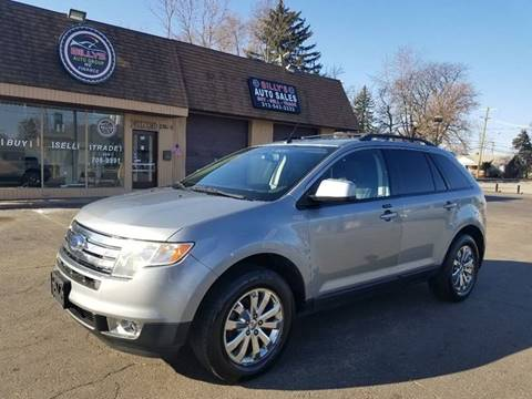 2007 Ford Edge for sale at Billy Auto Sales in Redford MI