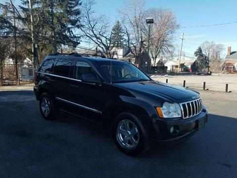 2006 Jeep Grand Cherokee for sale at Billy Auto Sales in Redford MI