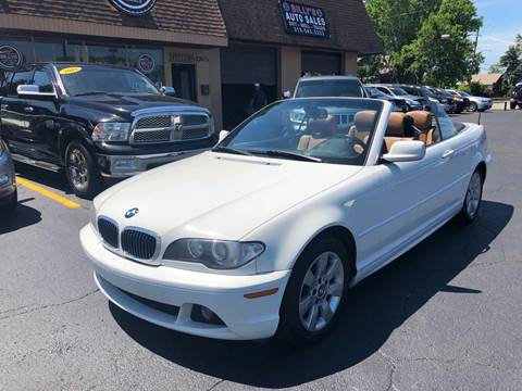 2005 BMW 3 Series for sale at Billy Auto Sales in Redford MI