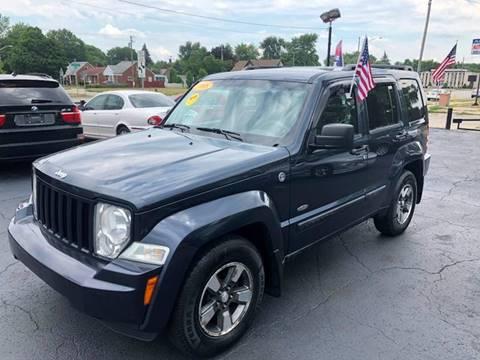 2008 Jeep Liberty for sale in Redford, MI