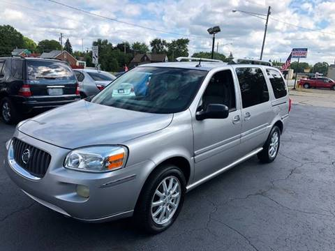2005 Buick Terraza for sale at Billy Auto Sales in Redford MI