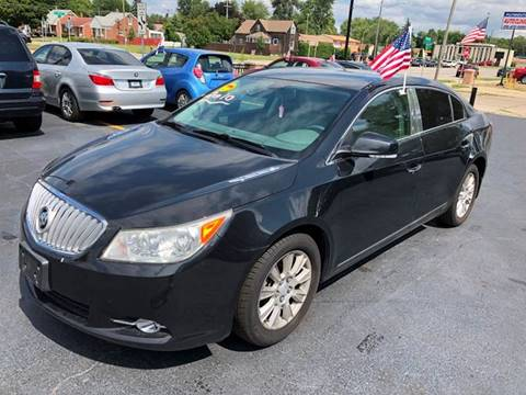 2010 Buick LaCrosse for sale at Billy Auto Sales in Redford MI