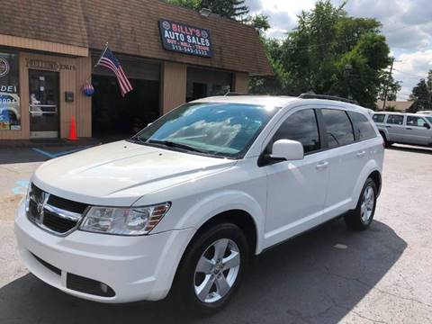 2010 Dodge Journey for sale at Billy Auto Sales in Redford MI