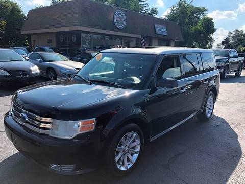 2009 Ford Flex for sale at Billy Auto Sales in Redford MI