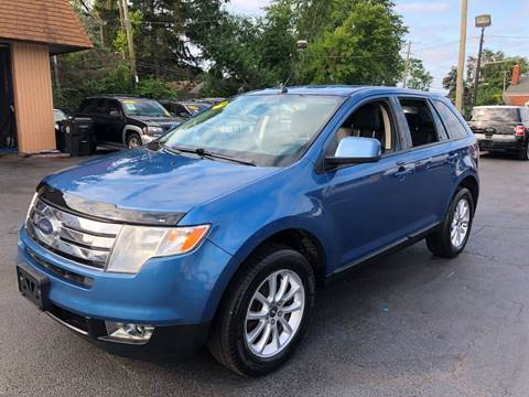 2009 Ford Edge for sale at Billy Auto Sales in Redford MI