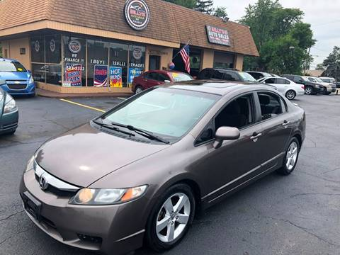 2009 Honda Civic for sale at Billy Auto Sales in Redford MI