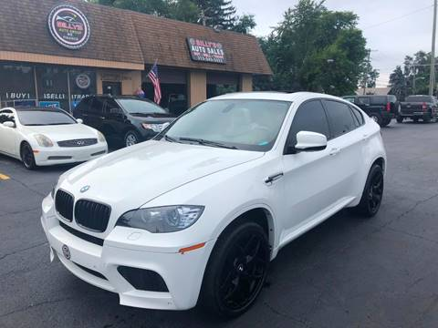 2012 BMW X6 M for sale at Billy Auto Sales in Redford MI