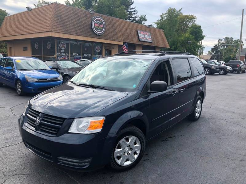 2008 Dodge Grand Caravan Se In Redford Mi Billy Auto Sales