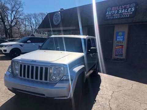 2009 Jeep Liberty for sale in Redford, MI