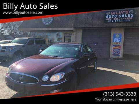 2007 Buick Allure for sale in Redford, MI
