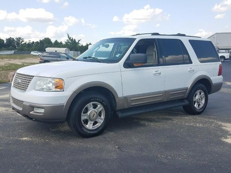 2003 Ford Expedition Eddie Bauer In Lillington Nc Precision Ford