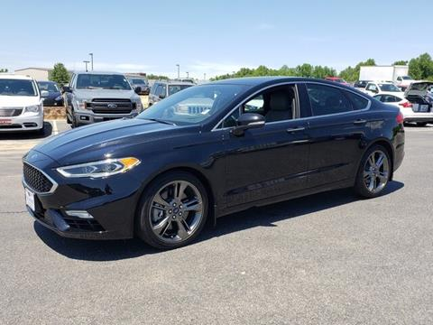 2017 Ford Fusion for sale in Lillington, NC