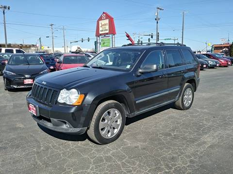 2008 Jeep Grand Cherokee for sale in Spokane Valley, WA