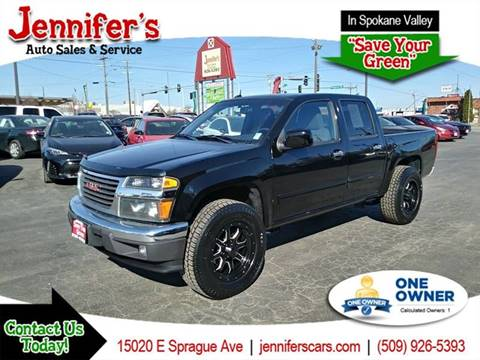 2011 GMC Canyon for sale in Spokane Valley, WA