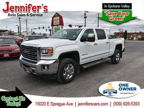 2015 GMC Sierra 2500HD for sale in Spokane Valley, WA