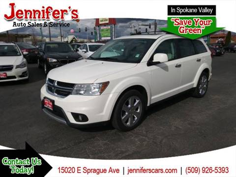 2012 Dodge Journey for sale in Spokane Valley, WA
