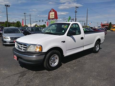 1999 Ford F-150 for sale in Spokane Valley, WA