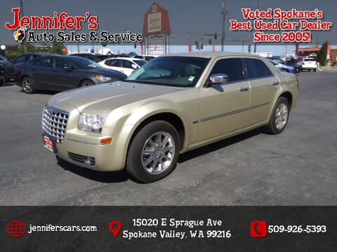 2010 Chrysler 300 for sale at Jennifer's Auto Sales in Spokane Valley WA