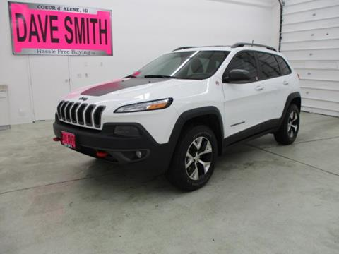 2016 Jeep Cherokee for sale in Kellogg, ID