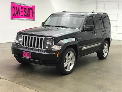 2012 Jeep Liberty for sale in Kellogg, ID