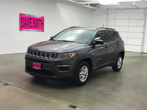 2018 Jeep Compass for sale in Kellogg, ID