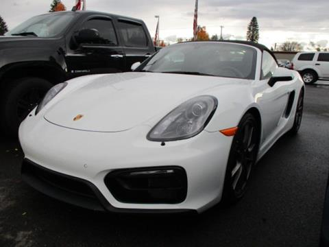 2015 Porsche Boxster for sale in Kellogg, ID