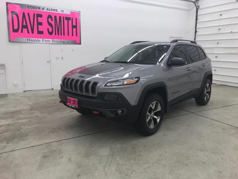 2015 Jeep Cherokee for sale in Kellogg, ID