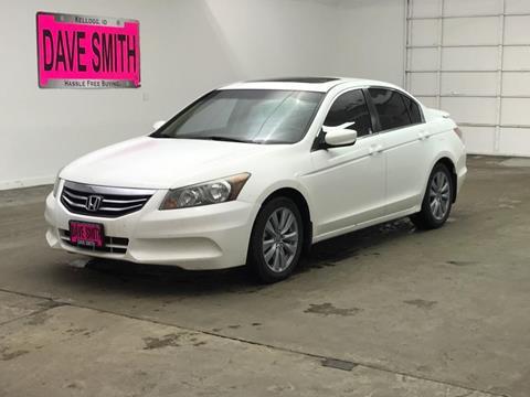 2011 Honda Accord For Sale >> Honda Accord For Sale In Idaho Carsforsale Com