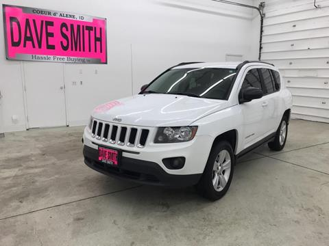 2016 Jeep Compass for sale in Kellogg, ID