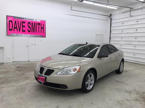 2009 Pontiac G6 for sale in Kellogg, ID