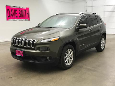 2015 Jeep Cherokee for sale in Kellogg, ID
