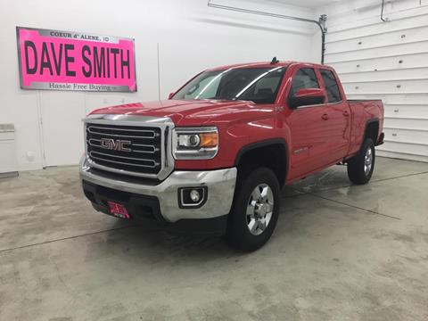 2017 GMC Sierra 2500HD for sale in Kellogg, ID
