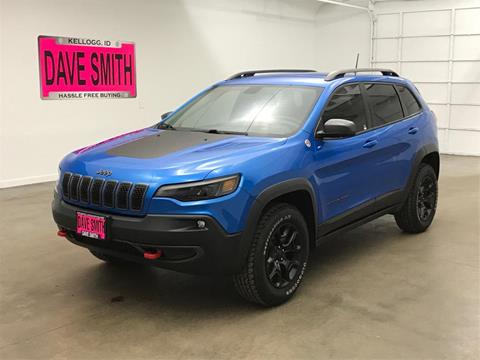 2019 Jeep Cherokee for sale in Kellogg, ID