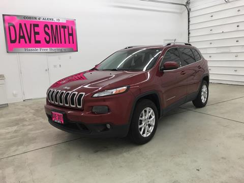 2014 Jeep Cherokee for sale in Kellogg, ID