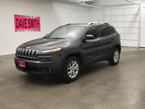 2017 Jeep Cherokee for sale in Kellogg, ID